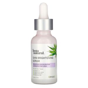 Инстанатурал, Skin Brightening Serum, Youth Restoring, 1 fl oz (30 ml) отзывы покупателей