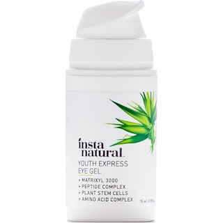 InstaNatural, Eye Gel, 0.5 fl oz (15 ml)