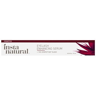 InstaNatural, Eyelash Enhancing Growth Serum, 0.35 fl oz (10 ml)