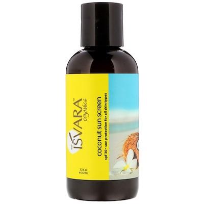 Средство для защиты от солнца с кокосом, 5,5 жидких унций (162 мл) натуральные средства защиты от солнца