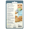 Itzy Ritzy, Itzy Mitt, Food Grade Silicone Teether, 3+ Months, Sloth, 1 Teether
