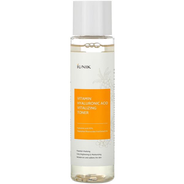 Vitamin Hyaluronic Acid Vitalizing Toner, 6.7 fl oz (200 ml)