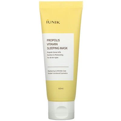 Купить IUNIK Propolis Vitamin Sleeping Mask, 60 ml