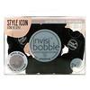 Invisibobble, Sprunchie Original, True Black, 2 Pack