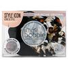 Invisibobble, Sprunchie Original, True Black/Purrfection, 2 Pack
