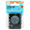 Invisibobble, Power, Strong Grip Hair Ring, True Black, 5 Pack