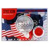 Invisibobble, Sprunchie Original, American Flag, 2 Pack