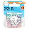 Invisibobble, Power, Strong Grip Hair Ring, Magic Rainbow, 3 Pack