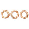 Invisibobble, Power, Strong Grip Hair Ring, To Be Or Nude To Be, 3 Pack