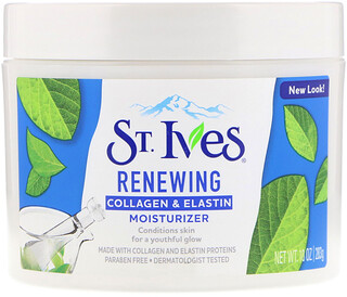 St. Ives, Renewing Collagen & Elastin Moisturizer, 10 oz (283 g)