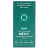 iWi, Men's Complete Multivitamin + Omega-3, 60 Softgels