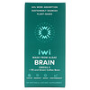 iWi, Brain, Omega-3 + PS And Green Coffee Bean, 60 Softgels