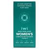 iWi, 女性完全多维生素 + 欧米伽-3,60 粒软凝胶