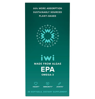 iWi, Omega-3 EPA, 30 Softgels