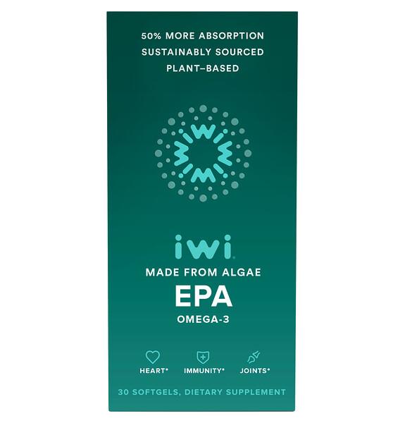 Omega-3 EPA, Algae-Based, 30 Softgels