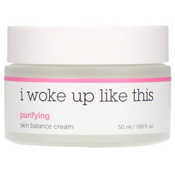 Purifying, Skin Balance Cream, 1.69 fl oz (50 ml)