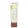 Jack n' Jill, Natural Toothpaste, 6 Months+, Raspberry, 1.76 oz (50 g)