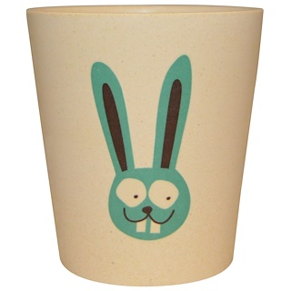 Jack n' Jill, Storage/Rinse Cup, Bunny, 1 Cup