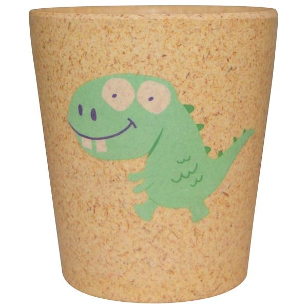 Jack n' Jill, StorageRinse Cup, Dino, 1 Cup