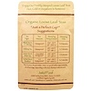 Just a Leaf Organic Tea, Loose Leaf, Fermented Black Tea, Pu-erh, 2 oz (56 g) (Discontinued Item)