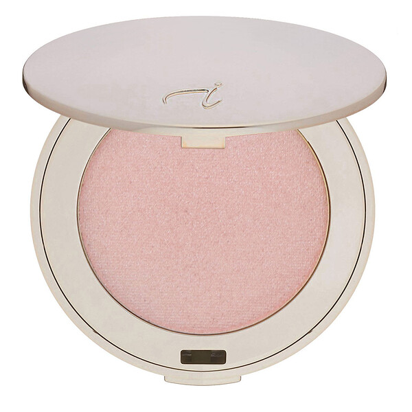 Jane Iredale, PurePressed Blush, Barely Rose, 0.13 oz (3.7 g) (Discontinued Item)
