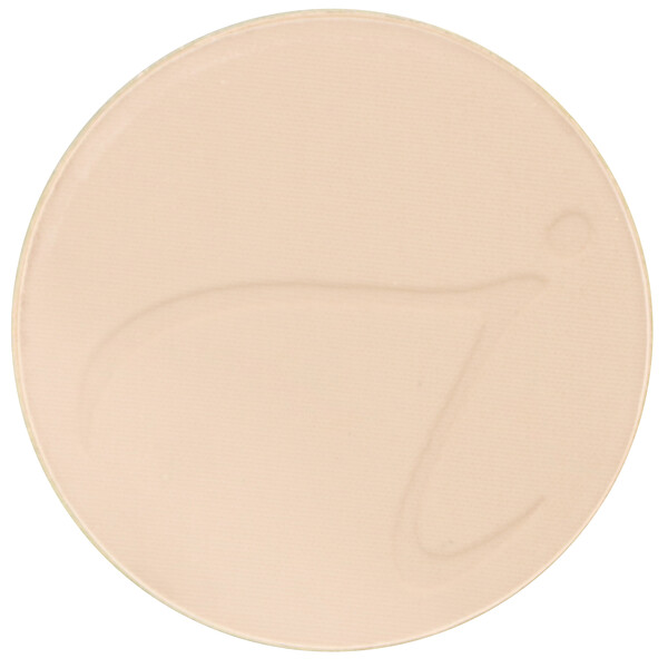 Jane Iredale, PurePressed Base, Mineral Foundation Refill, SPF 20 PA++, Warm Silk, 0.35 oz (9.9 g) (Discontinued Item)