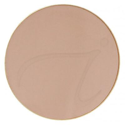 Купить Jane Iredale PurePressed Base, Mineral Foundation Refill, SPF 15 PA++, Cognac, 0.35 oz (9.9 g)