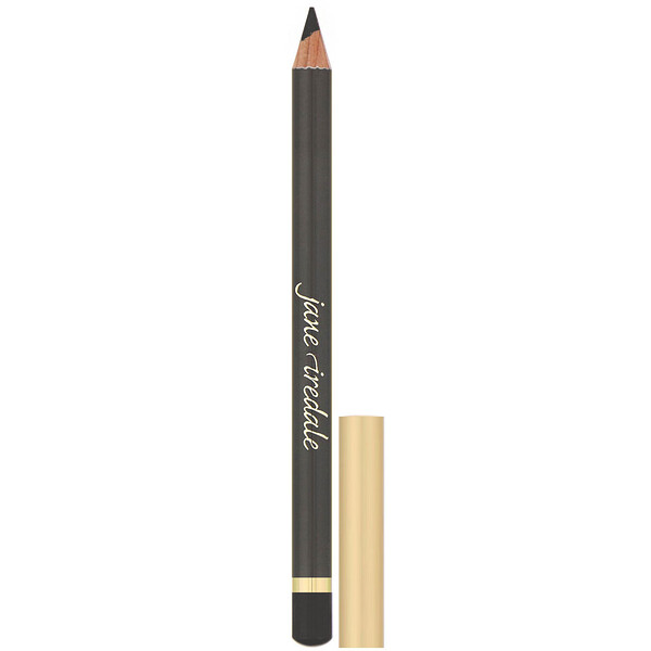 Jane Iredale, Eye Pencil, Basic Black, .04 oz (1.1 g) (Discontinued Item)
