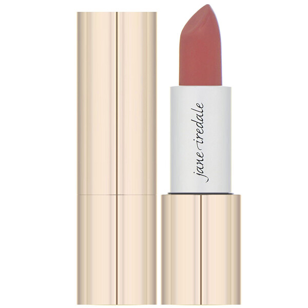 Triple Luxe, Long Lasting Naturally Moist Lipstick, Jackie, .12 oz (3.4 g)