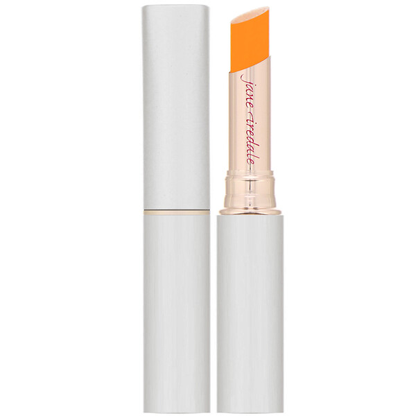 Jane Iredale, Just Kissed, Lip And Cheek Stain, Forever Peach, .1 oz (3 g)