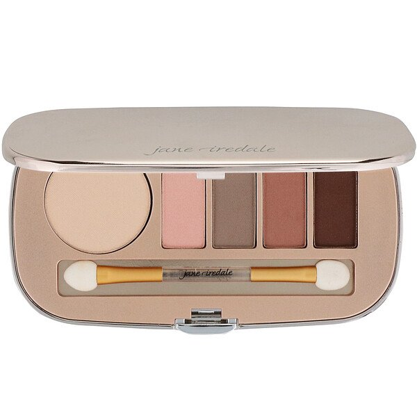 Eye Shadow Kit, Naturally Matte, 0.34 oz (9.6 g)