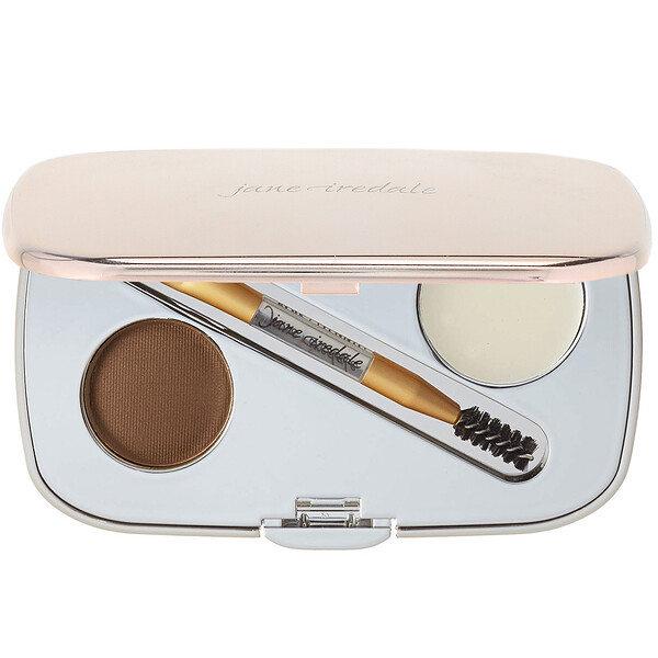 Jane Iredale, GreatShape, Eyebrow Kit, Brunette, 0.085 oz (2.5 g)