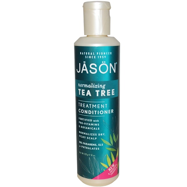 Jason Natural, Treatment Conditioner, Tea Tree, 8 oz (227 g)