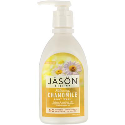 Купить Body Wash, Relaxing Chamomile, 30 fl oz (887 ml)