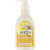 Jason Natural, Body Wash, Relaxing Chamomile, 30 fl oz (887 ml)
