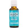 Jason Natural, Skin Oil, масло для лица, чайное дерево, 30мл (1жидк. унция)