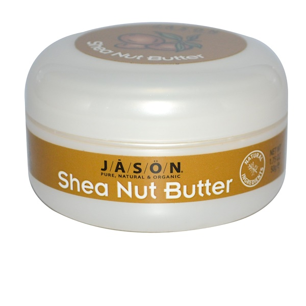 Jason Natural, Shea Nut Butter, 1.75 oz (50 g) (Discontinued Item)