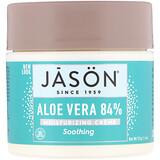 Отзывы о Jason Natural, Aloe Vera 84% Moisturizing Creme, Soothing, 4 oz (113 g)
