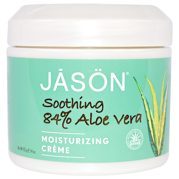 Jason Natural, Moisturizing Creme, 4 oz (113 g)