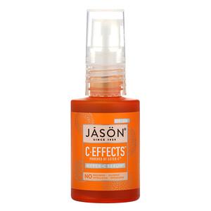 Джэйсон Нэчуралс, C-Effects, Hyper-C Serum, Anti-Aging Daily Spot Treatment, 1 fl oz (30 ml) отзывы покупателей