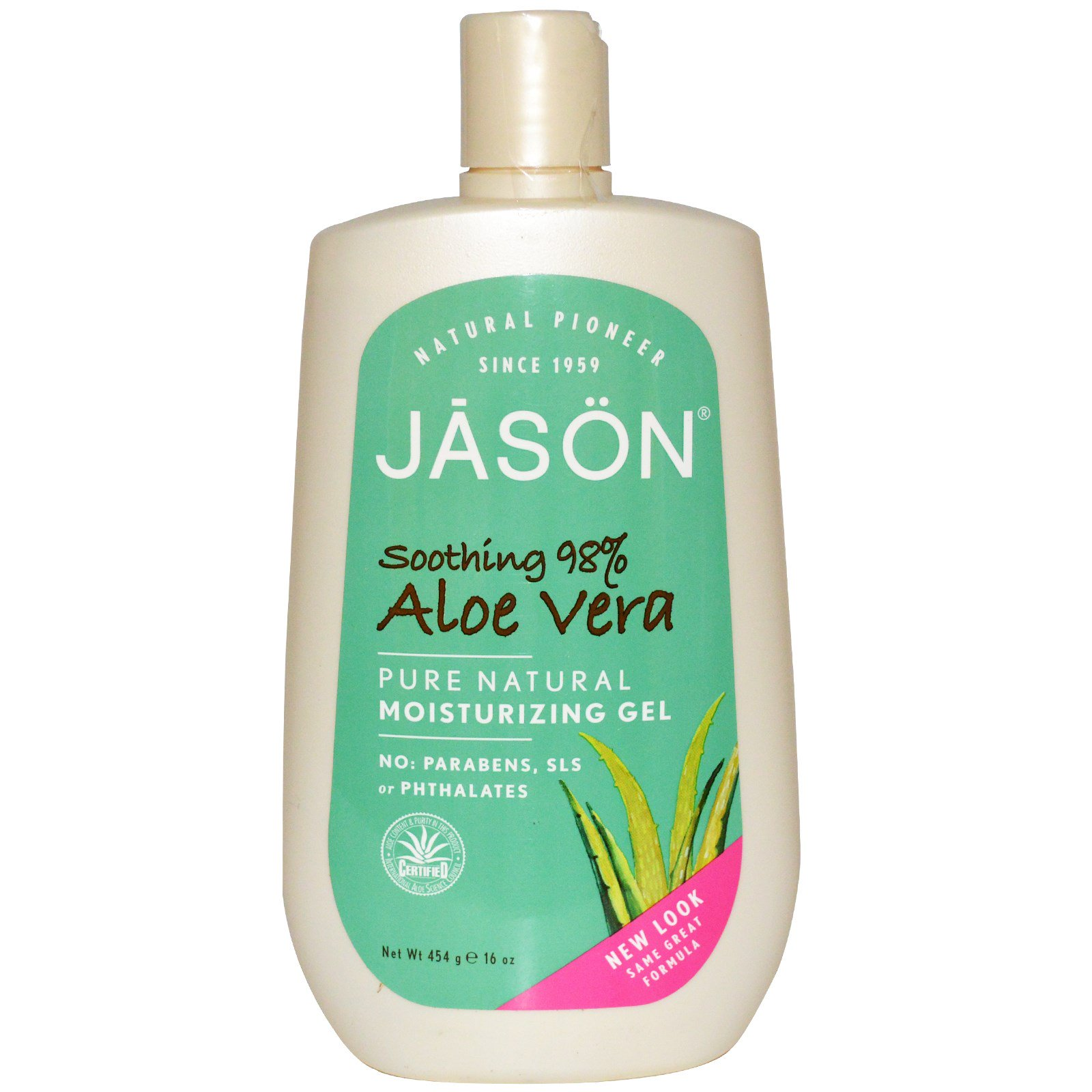 jason natural moisturizing gel aloe vera 16 oz 454 g. Black Bedroom Furniture Sets. Home Design Ideas