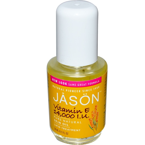 Jason Natural, ビタミン E、 14000 IU、 1 fl oz (30 ml)