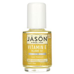 Джэйсон Нэчуралс, Vitamin E, 14,000 IU, 1 fl oz (30 ml) отзывы