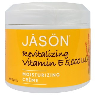 Jason Natural, Revitalizing Vitamin E, 5,000 IU, 4 oz (113 g)