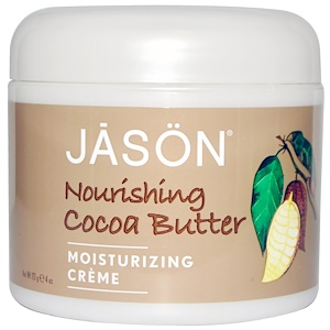 Джэйсон Нэчуралс, Moisturizing Creme, Nourishing Cocoa Butter, 4 oz (113 g) отзывы