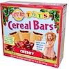 Earth's Best, Tots, Cereal Bars, Cherry, 8 Bars, 0.67 oz (19 g) Each (Discontinued Item)