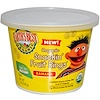 Earth's Best, Organic, Snackin' Fruit Rings, Banana, 1.4 oz (40 g) (Discontinued Item)
