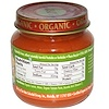 Earth's Best, Organic Baby Food, Veggie Blends, Carrot Tomato, 4 oz (113 g) (Discontinued Item)