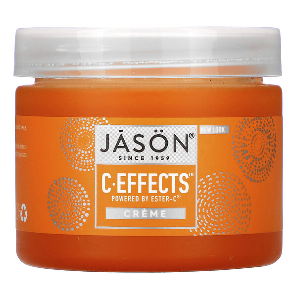 Jason Natural, C Effects, Crème, 2 oz (57 g)