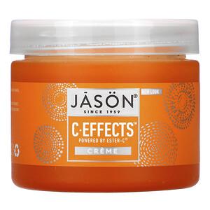 Джэйсон Нэчуралс, C Effects, Creme, 2 oz (57 g) отзывы покупателей